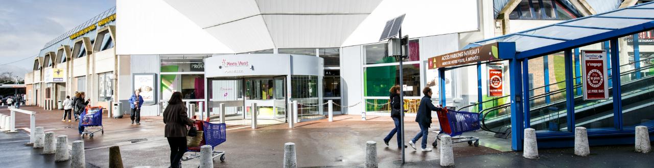 Centre commercial carrefour pince vent - Centre commercial carrefour portet sur garonne ...