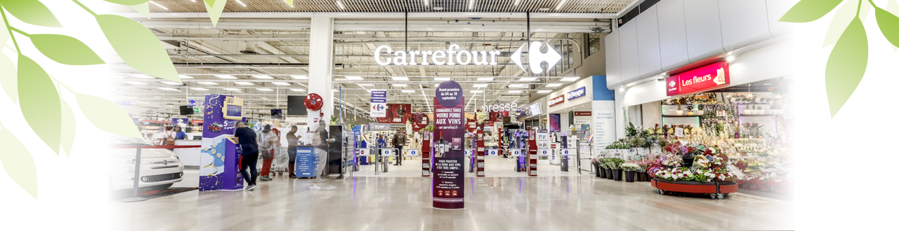 Carte Pass Carrefour Ormesson.Centre Commercial Carrefour Pince Vent