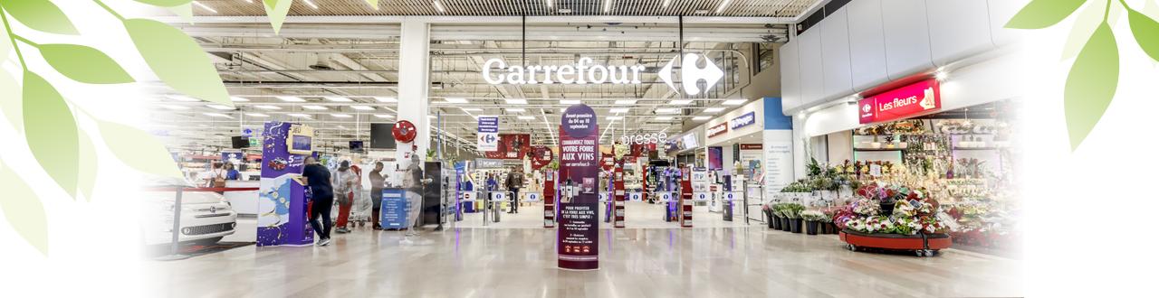 Carte Pass Carrefour Ormesson.Centre Commercial Carrefour Pince Vent